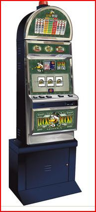 Slot machine lucky duck