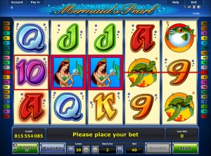 Mermaids Pearl new online slot machine