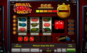 Multi Dice new online slot machine