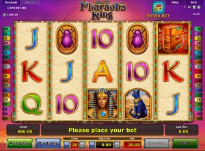 Pharaohs Ring new online slot machine