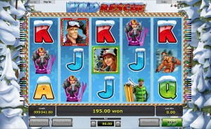 Wild Rescue new online slot machine