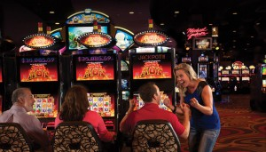 Texas gambling bills could give Lucky Eagle Casino real slot machines