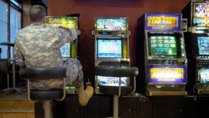 Slots at Military Bases should generate Funds for Gambling Problem Prevention and Treatment