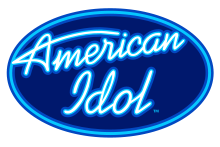 The American Idol Logo from the Good Old Days