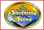 Shopping Spree Slots Logo