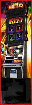 WMS Slot Machines Screenshot - KISS Slots
